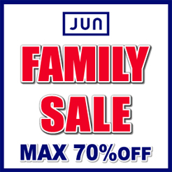2019 Winter JUN GROUP FAMILY SALE 品川グランドホール